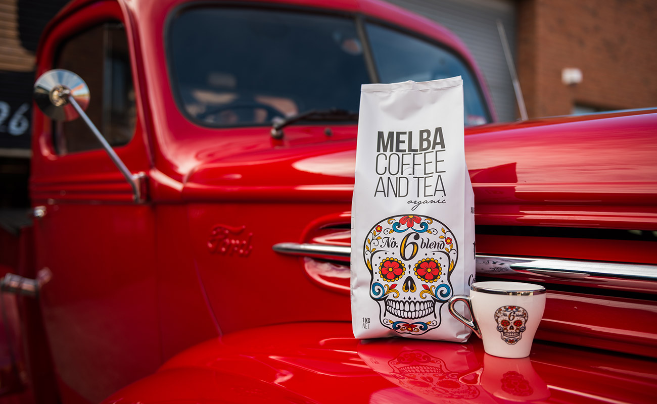 Melba Coffee and Tea