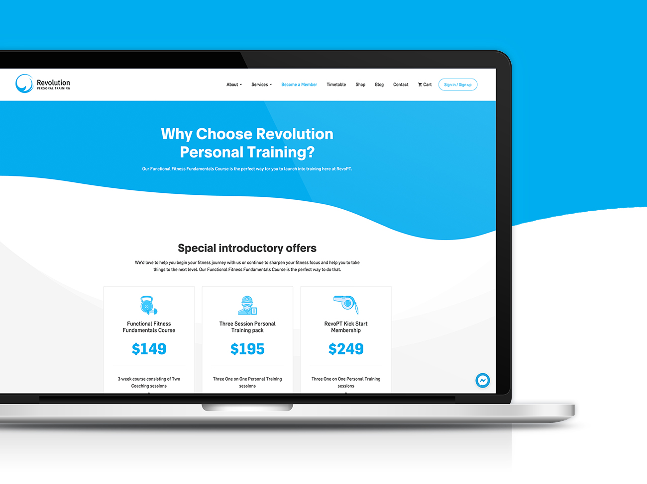 Revolution Personal Training